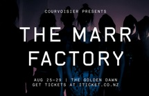 Fashion lovers get your fix with The Marr Factory 2013