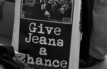 Volcom brings new life to old jeans