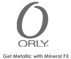 New from ORLY – Get Metallic with Mineral FX