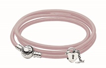 Pandora thinks Pink in support of Breast Cancer research