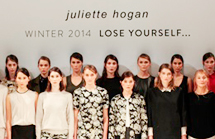 Juliette Hogan: Winter 2014 – 'Lose Yourself…'