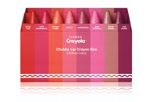 Clinique's Playful Crayola Collaboration