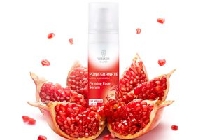 Win! Weleda Pomegranate face and body products