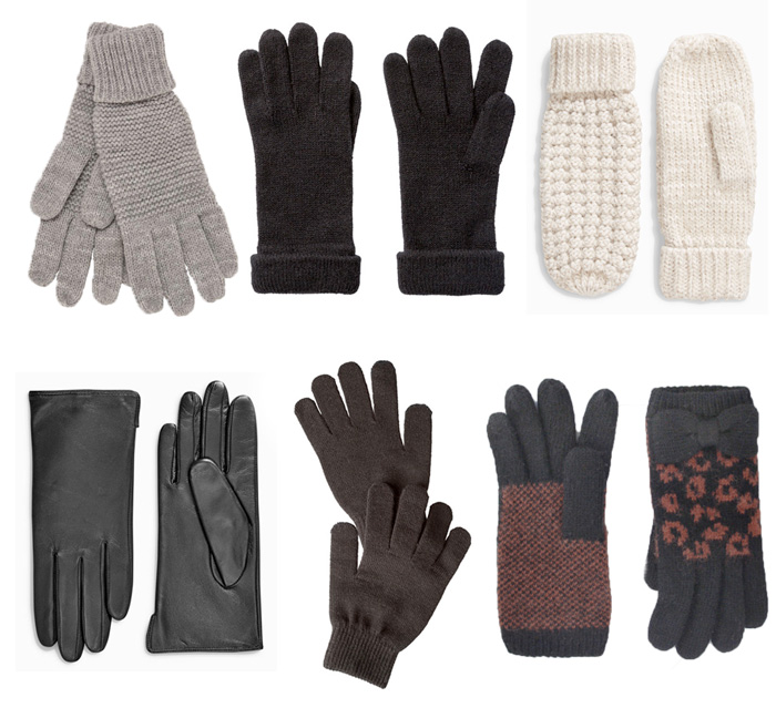 Winter Essentials Gloves