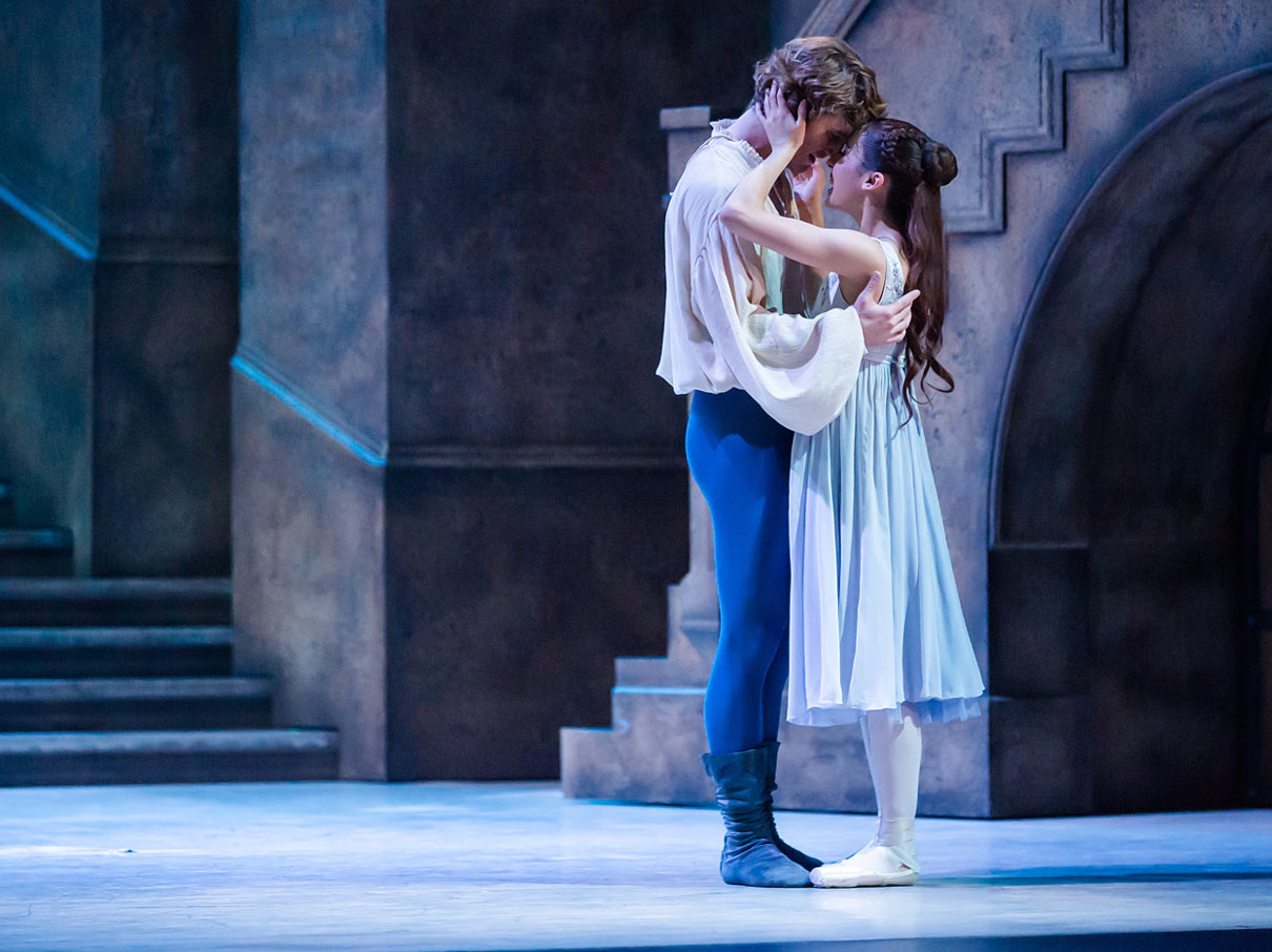 Royal New Zealand Ballet Romeo and Juliet