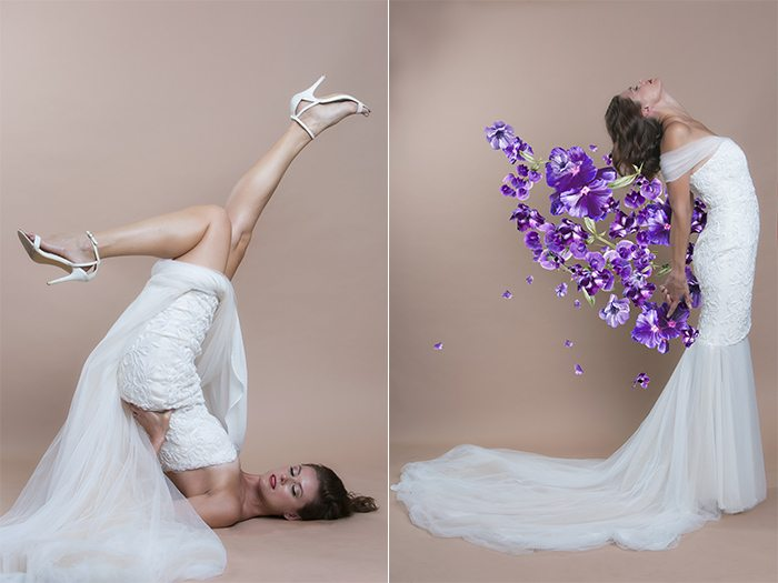 Trish Peng Bloom Collection