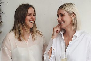 Style File: Sarah Harris and Lauren Tapper from Harris Tapper