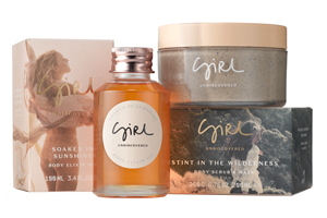We're wild about Girl Undiscovered's new Full Bodied range