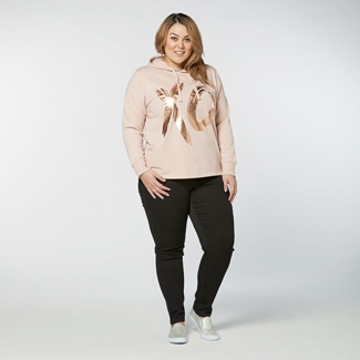 Evolution of plus size fashion