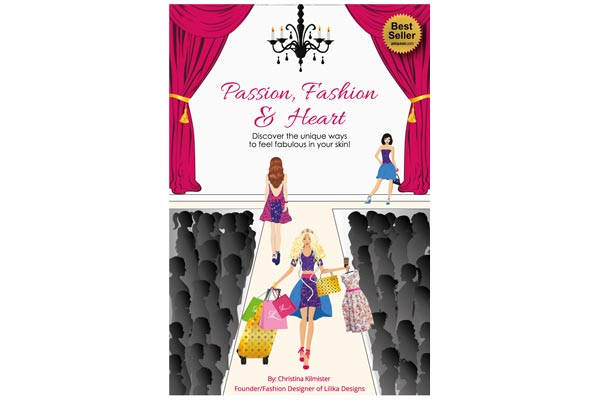 Passion, Fashion & Heart book competition