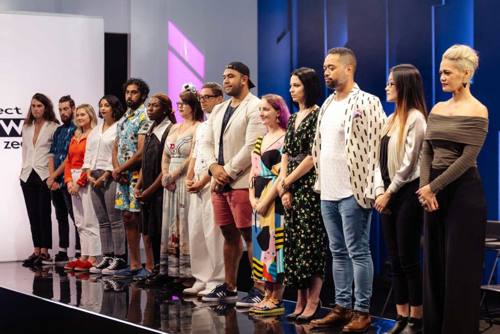 Project Runway New Zealand