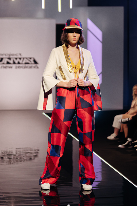 Project Runway NZ Week 2