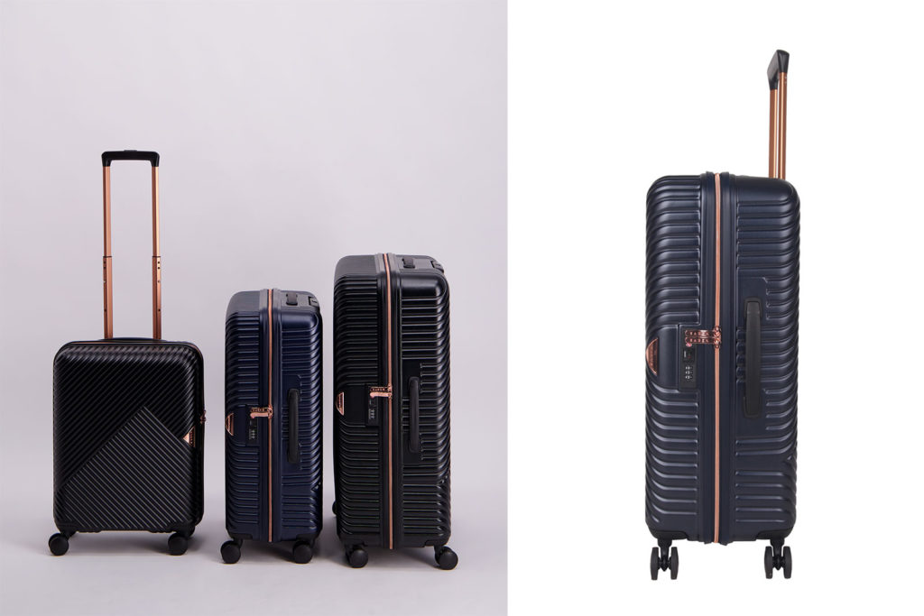 Saben Luxury Luggage Collection