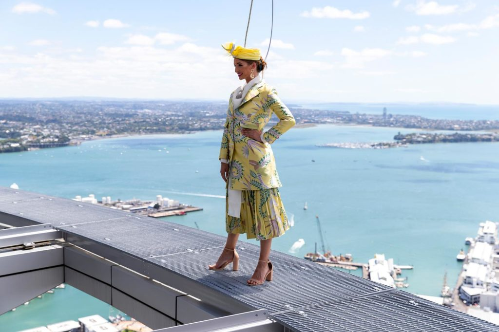Auckland Cup Week launches with New Zealands highest catwalk