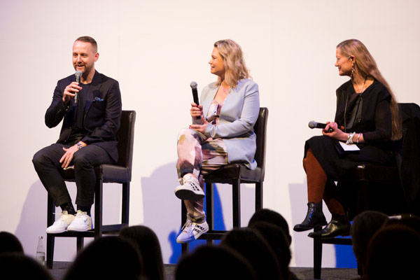 Future of fashion panel part 2