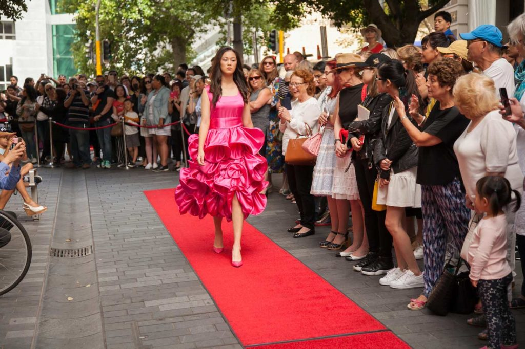 Free Auckland Council events during Fashion Week