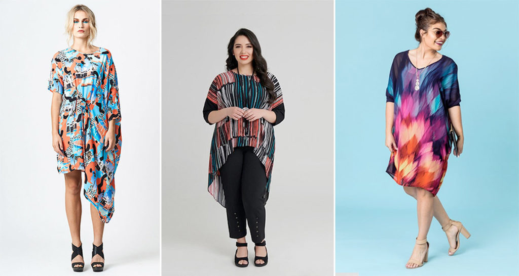 Plus size brights for spring