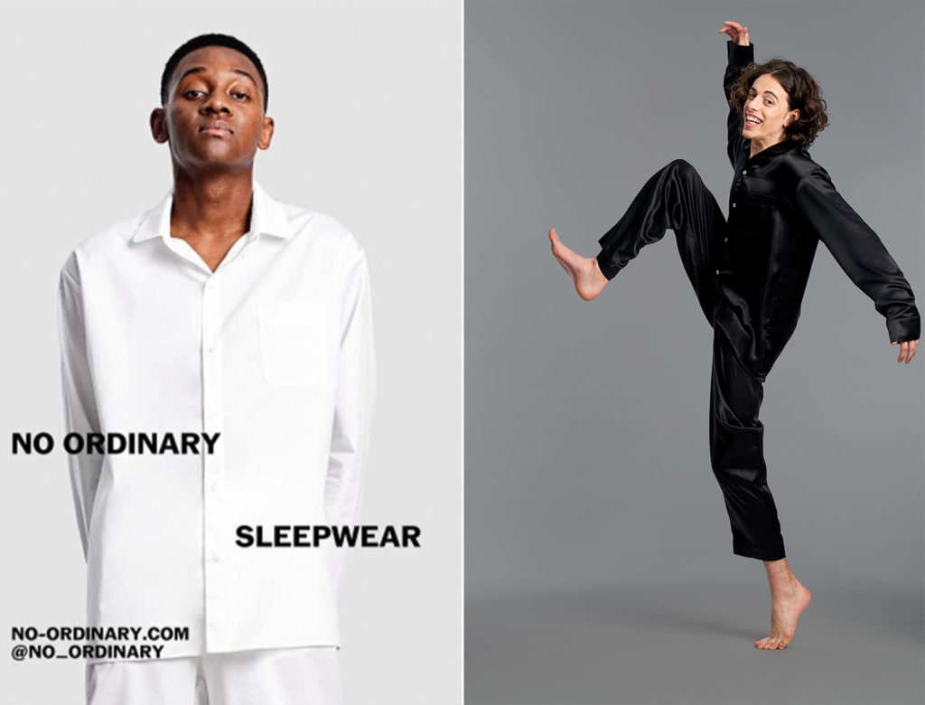 No Ordinary Sleepwear