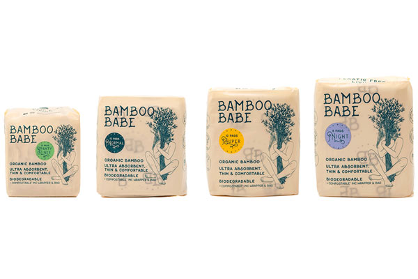 Go with your flow the sustainable way with Bamboo Babe