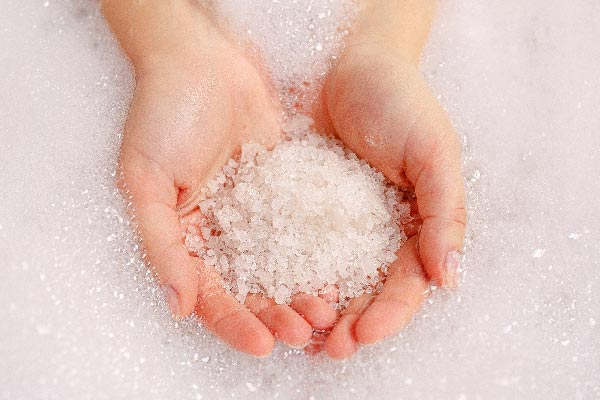Make your own bath products at home with these easy recipes