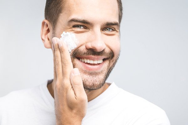 Seven simple skincare tips for men