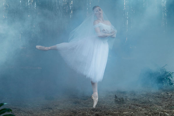 Ballet dancer Kate Kadow on her beauty routine